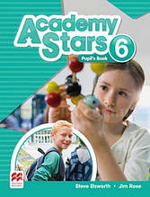 Academy Stars 6 Pupil's Book (Edition for Ukraine) / Учебник