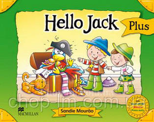 Hello Jack Pupil's Book Pack Plus / Учебник
