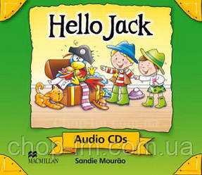 Hello Jack Audio CDs / Аудио диск к курсу