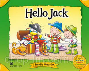 Hello Jack Pupil's Book Pack / Учебник
