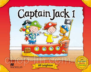 Captain Jack 1 Pupil's Book Pack / Учебник