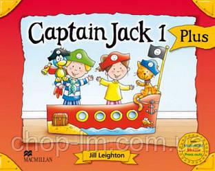 Captain Jack 1 Pupil's Book Pack Plus / Учебник