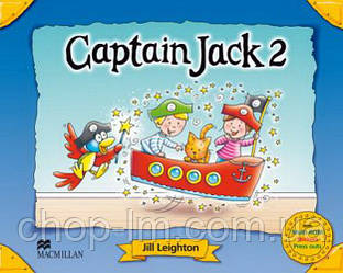 Captain Jack 2 Pupil's Book Pack / Учебник