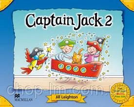 Captain Jack 2 Pupil's Book Pack / Учебник