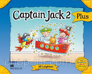 Captain Jack 2 Pupil's Book Pack Plus / Учебник