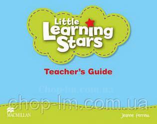 Little Learning Stars Teacher's Guide Pack / Книга для учителя