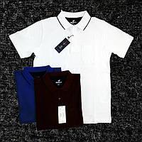 """Мужская футболка """"SIMENTI"""" M, Белый"""