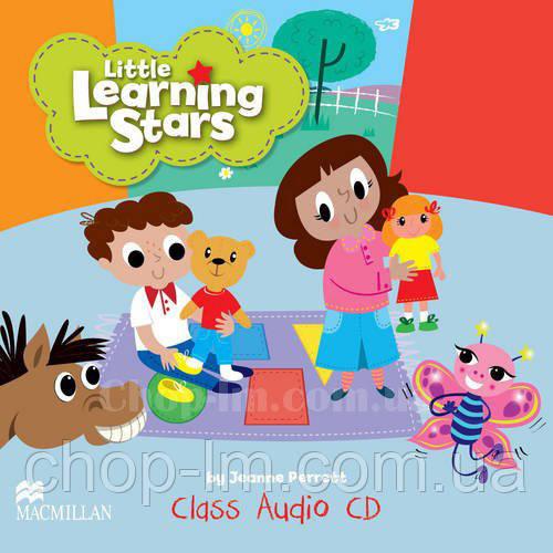 Little Learning Stars Class Audio CD / Аудио диск