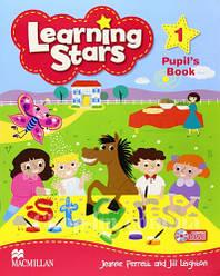 Learning Stars 1 Pupil's Book / Учебник