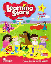 Learning Stars 1 Pupil's Book / Учебник
