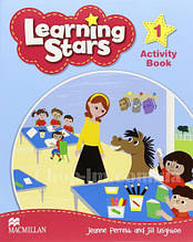 Learning Stars 1 Activity Book / Рабочая тетрадь