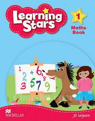Learning Stars 1 Maths Book / Книга чисел