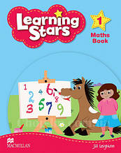 Learning Stars 1 Maths Book / Книга чисел