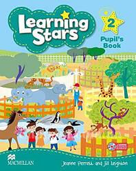 Learning Stars 2 Pupil's Book / Учебник