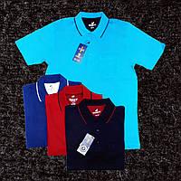 "Мужская футболка ""SIMENTI"" M, Голубой"