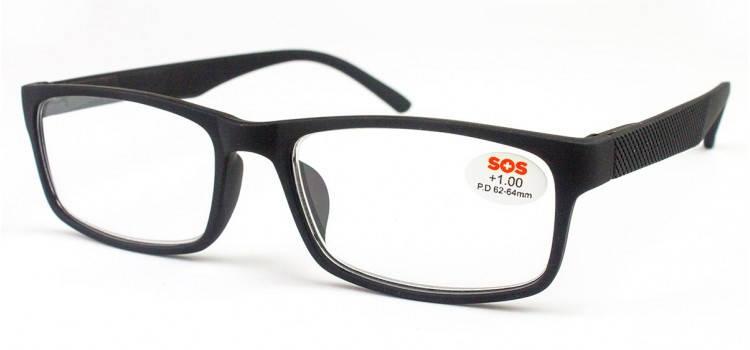 Очки для чтения SOS P16048-1, фото 2