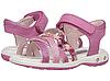 Летние сандали на девочку розовые BKO usa 29р