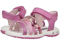 Летние сандали на девочку розовые BKO usa 29р, фото 1