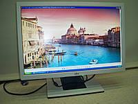 Б/У Монитор TFT LCD широкоформатный 22 дюйма Fujitsu В22W-5/стереоколонки