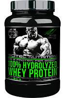 100% HYDRO WHEY от Scitec Nutrition 910 грамм гидролизат сывороточного белка
