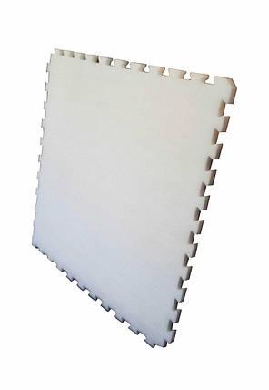 Татами IZOLON AIR 1м х 1 м белый, фото 2