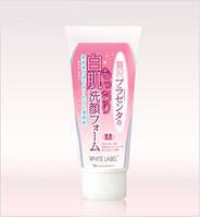 Крем-пенка с экстрактом плаценты Miccosmo White Label Premium Placenta Wash  110 мл