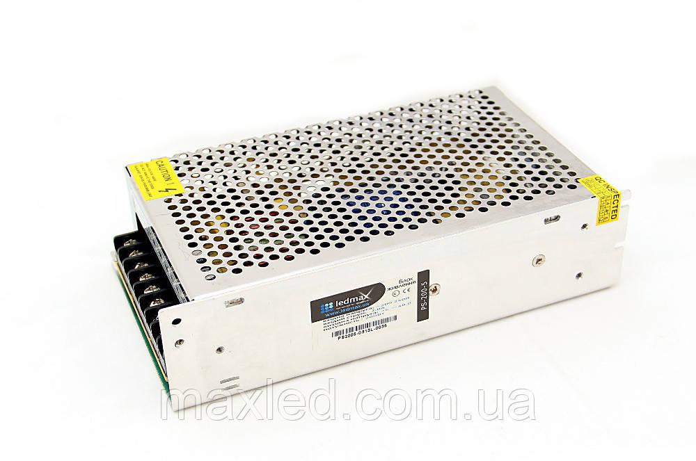 БП  5В 200В LEDMAX PS-200-5