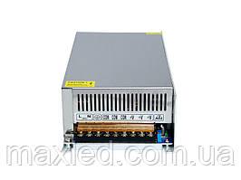 БЖ 12В 500Вт LEDMAX PS-500-12