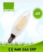 Светодиодная лампа LEDMAX CANDLEF4 WW Е14 220В