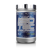 Isotec Endurance 1000g Scitec Nutrition формула пополнения углеводов и уровня жидкости