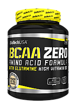 BCAA - Лейцин, Изолейцин, Валин BioTech Bcaa Flash Zero 700 г