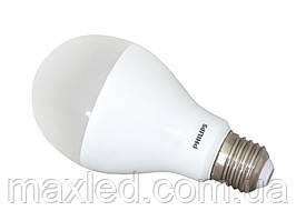 Светодиодная лампа PHILIPS 14Вт(100Вт), E27, Теплый белый