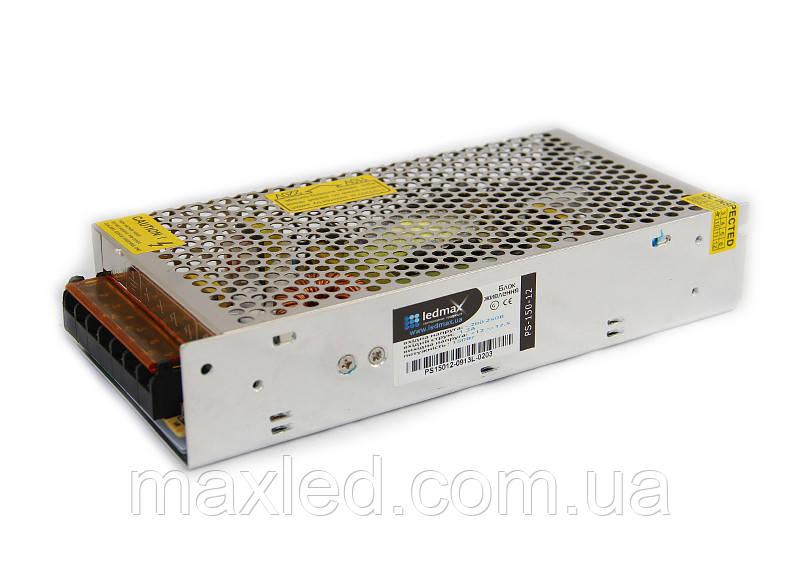 БП 12В 150Вт LEDMAX PS-150-12