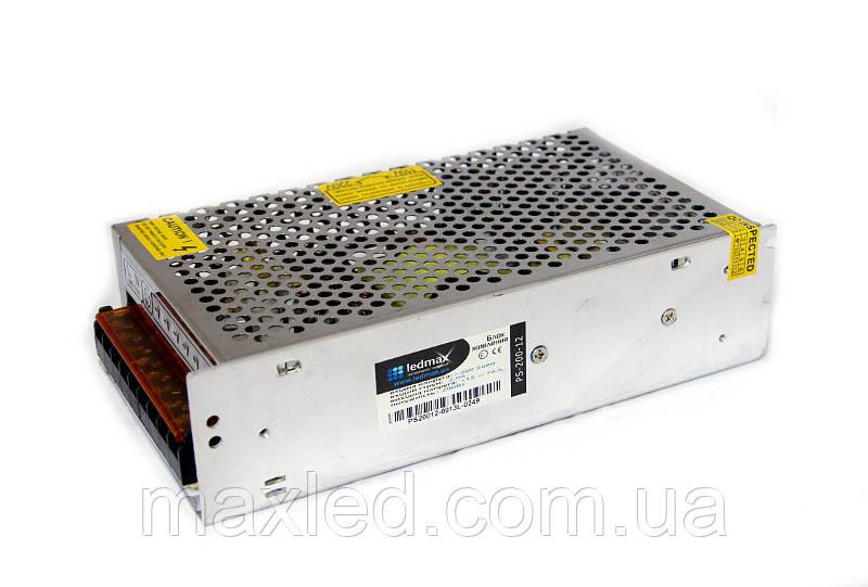 БП 12В 200Вт LEDMAX PS-200-12