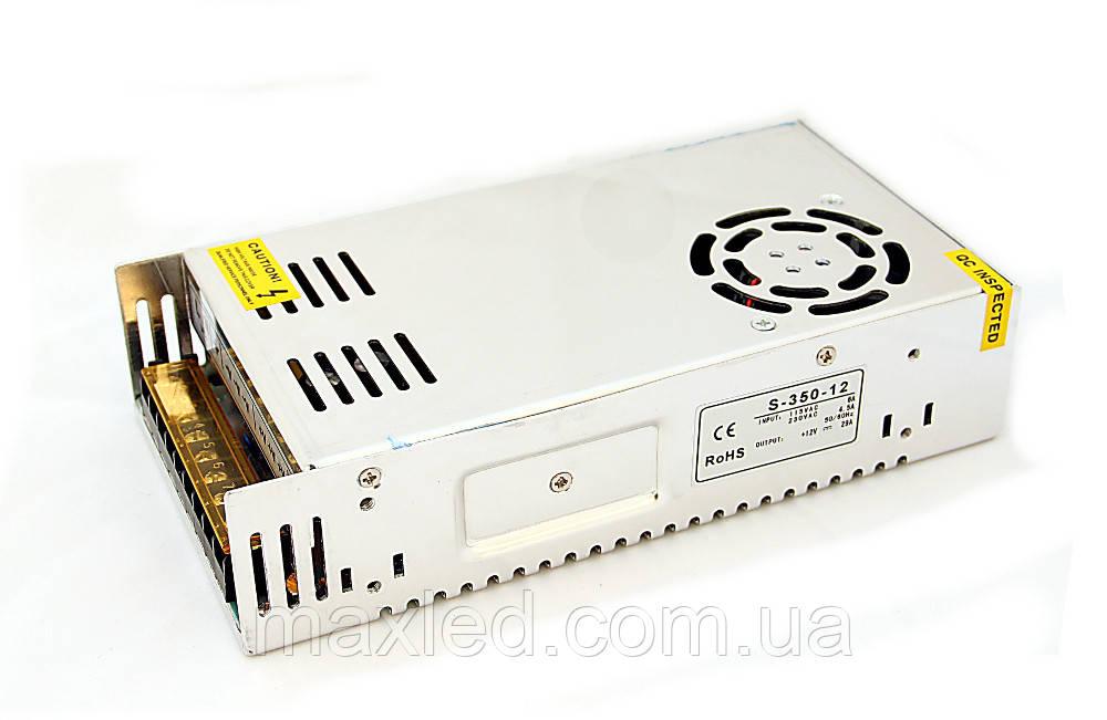 БП 12В 350Вт LEDMAX PS-350-12