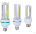 Світлодіодна лампа 9Вт 3U9W E27 3000K