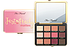 Палетка теней Too Faced Just Peachy Mattes