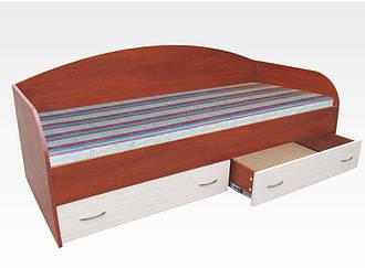Кровать Lion Л5 80х190 Коричневый