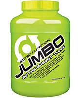 Jumbo Scitec Nutrition 2860 грамм универсальная формула для набора чистого веса мышечной массы