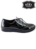 Oksford туфли лаковые 5588-31