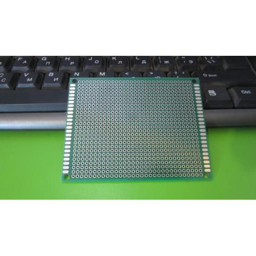 Макетная монтажная плата 5x7 PCB