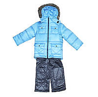 Комбинезон зимний на меху для мальчика. Тарас-ЛАК, фото 1