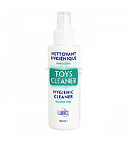 Чистящее для интим игрушек Toys cleaner 125мл  ср-во для очистки