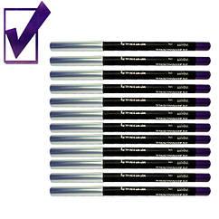 Карандаши для Глаз, Фиолетового цвета Violet, Косметические Adoro Е78