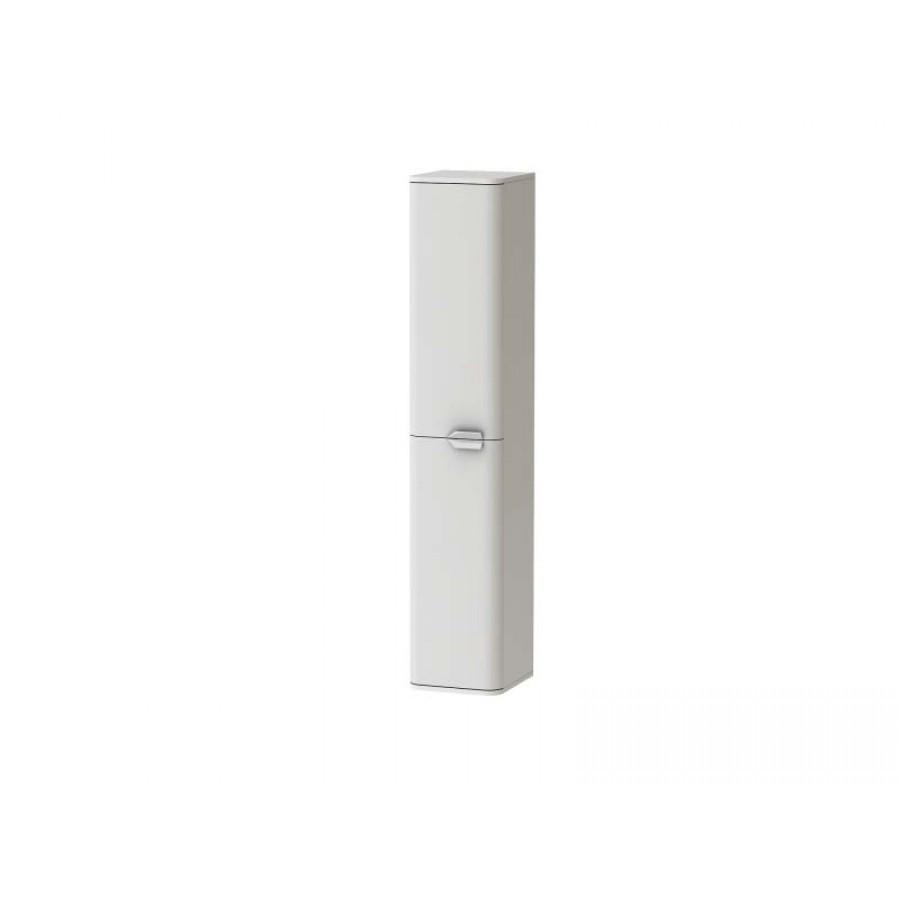 Пенал подвесной для ванной комнаты Botticelli Velluto VltP-170 белый, 330х350х1700 мм