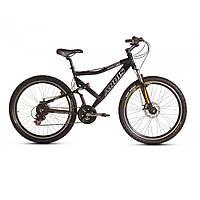 """Велосипед горный (MTB), кросс-кантри Ardis Hunter AMT 26"""" / рама 19"""" черный"""