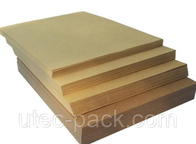 Крафт бумага (СЦБК) А4 70 г/м2  (500 листов в упаковке)