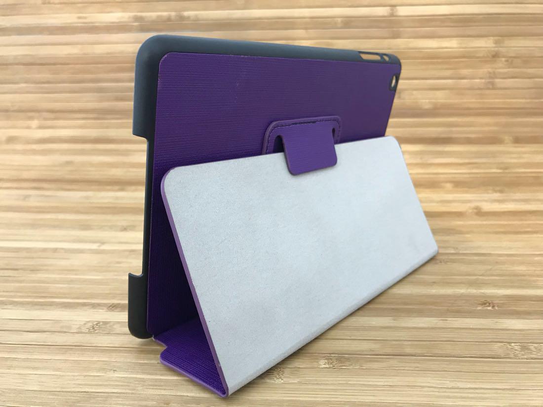 Чехол Xtrememac Microfolio iPad mini Grape Jelly