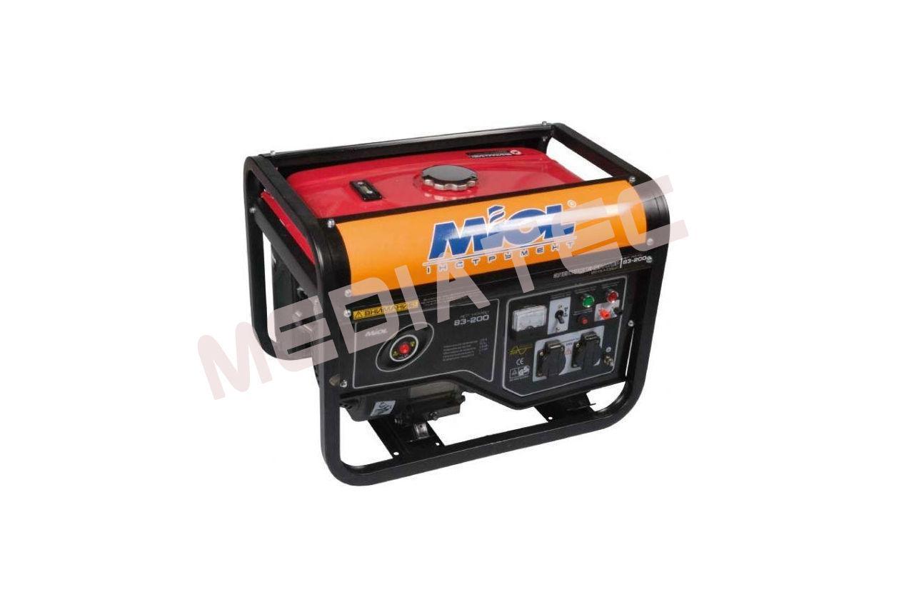 Генератор бензиновый Miol - [83-200]