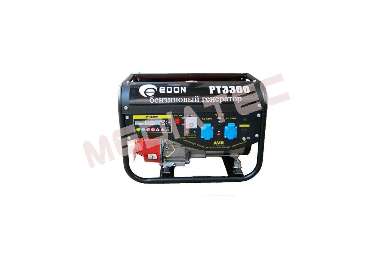 Генератор бензиновый Edon - [PT-3300]